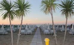Hotel Cattolica sulla spiaggia