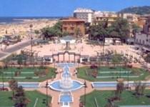 piazza delle fontane danzanti